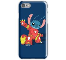 Iron Stitch iPhone Case/Skin
