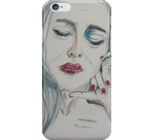 Not Myself iPhone Case/Skin