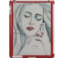 Not Myself iPad Case/Skin