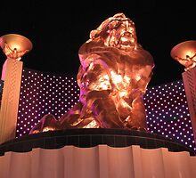 Las Vegas MGM Grand by tassieorbust
