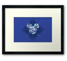 Diamond Mickey #2 Framed Print