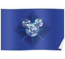 Diamond Mickey #2 Poster