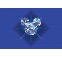 Diamond Mickey #2 Photographic Print