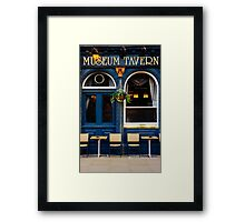 London Pub Framed Print