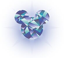 Diamond Mickey #3 by AngieBee