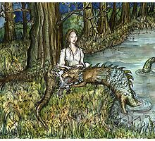 The Afanc by Elle J Wilson