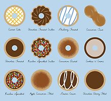 Doughnuts by Dorothy Timmer