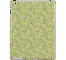 Yellow Headed Monster iPad Case/Skin