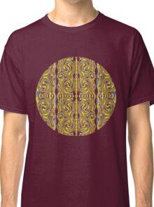 psychedelic Swirls Classic T-Shirt