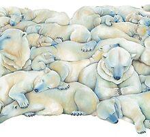 Polar Wall by susancranelink