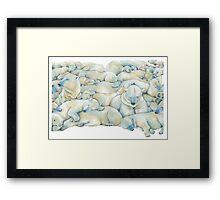 Polar Wall Framed Print