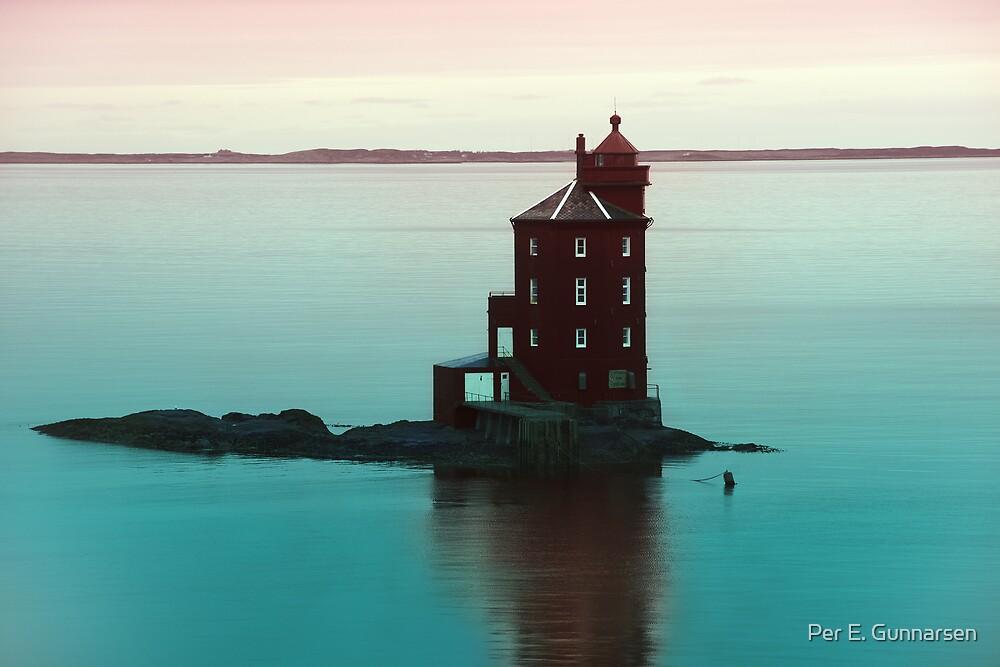 Lighthouse by Per E. Gunnarsen