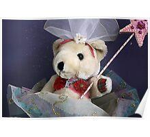 Fairy Bear Poster