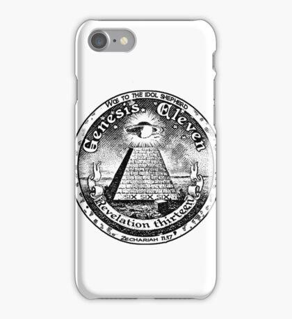 The Gate Seal of the Idol Shepherd  iPhone Case/Skin
