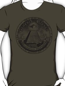 The Gate Seal of the Idol Shepherd  T-Shirt