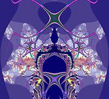 Svadhisthana Chakra (Pelvic Chakra) by Katherine Meyer
