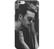 the 1975 (band photo) iPhone Case/Skin