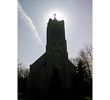 Sacred Heart of Mary - Wolfe Island, Ontario Photographic Print
