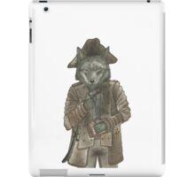 Pirate Wolf iPad Case/Skin