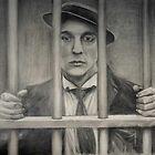 Buster Keaton by HenryJabelman