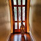 Yellow vase I by andreisky