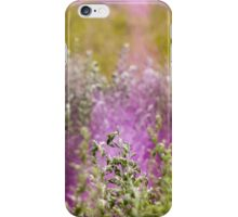 Lavender Fog iPhone Case/Skin