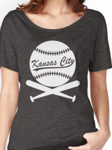 Kansas City Baseball Women's Relaxed Fit T-Shirt