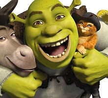 Shrek love by sammpb