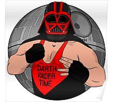 Darth Van Vader Poster