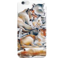 Lioness Rule The Noonday Sun iPhone Case/Skin