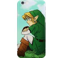 The Legend of Zelda - Link Happy iPhone Case/Skin