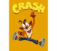 Crash Bandicoot  Photographic Print