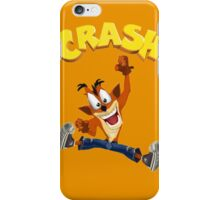 Crash Bandicoot  iPhone Case/Skin