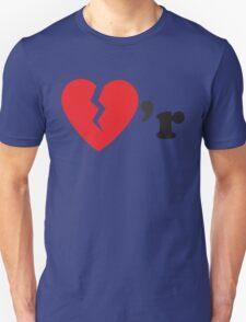 Heart Breakr (Red/Black) T-Shirt