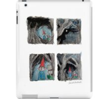 Over The Garden Wall Comic Inspired Fanart iPad Case/Skin