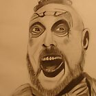 captain spaulding by mazmedia