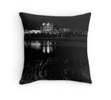 Anchorage Moving & Shaking Throw Pillow