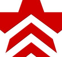 Mass Effect - Bad Karma Symbol Sticker
