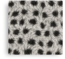 animal fur Canvas Print