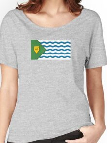 Flag of Vancouver  Women's Relaxed Fit T-Shirt