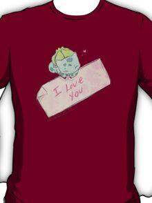 Bulbasaur Valentines T-Shirt