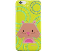Mimalitos - Hamster iPhone Case/Skin