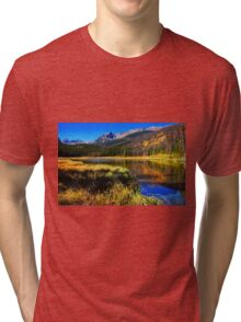 Autumn Reflections Tri-blend T-Shirt