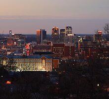 Birmingham's 18th by Bradley Miller