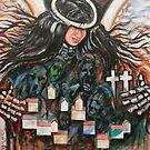 Angel's Embrace  by Reynaldo