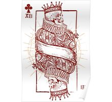 Card of Clubs Poster