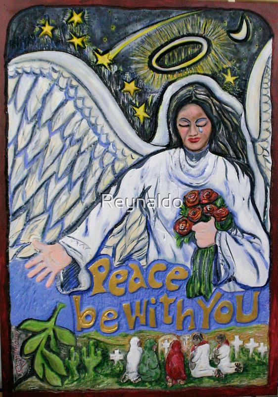 Angel of Peace by Reynaldo