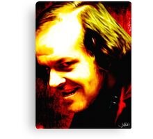 Horror Icons: Jack Torrance - The Shining Canvas Print