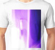 Purple Film Strip Unisex T-Shirt