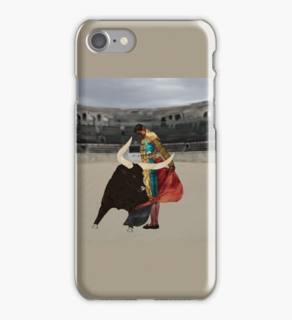 Matador iPhone Case/Skin